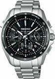 [セイコーウォッチ]SEIKO WATCH 腕時計 BRIGHTZ ブライツ ソーラー電波修正 チタンダイヤシールド サファイアガラス スーパークリア コーティング 日常生活用強化防水 (10気圧) SAGA163 メンズ