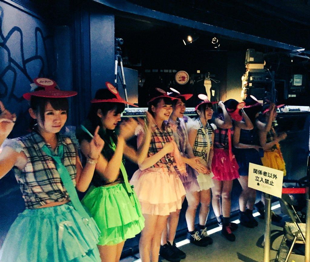 元AKBのアイドルも所属する青春アイドルグループ