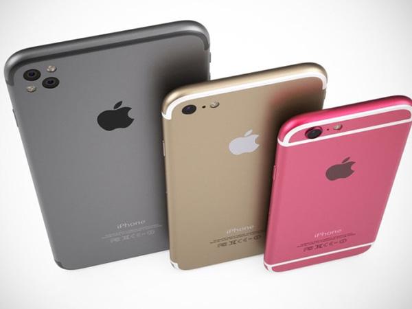 基本はiPhone6やiPhone6sと同じ
