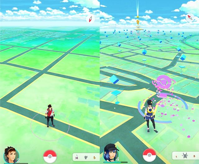 田舎(左)と都会(右)の格差が変わる!?
