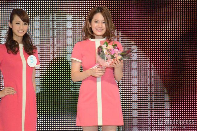 2013年9月、『ワンライフモデルオーディション』で準グランプリに選ばれる