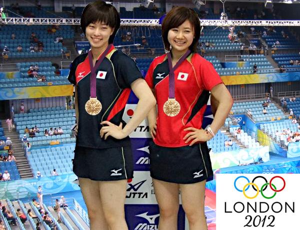 2012年ロンドンオリンピックに出場、銀メダルを獲得