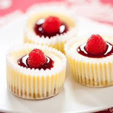 3.マフィン型でベイクドチーズケーキ