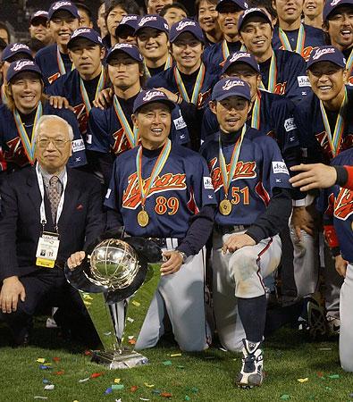 〈第1回大会優勝国〉日本