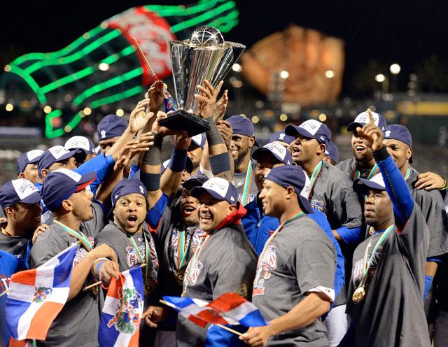 〈第3回大会優勝国〉ドミニカ共和国