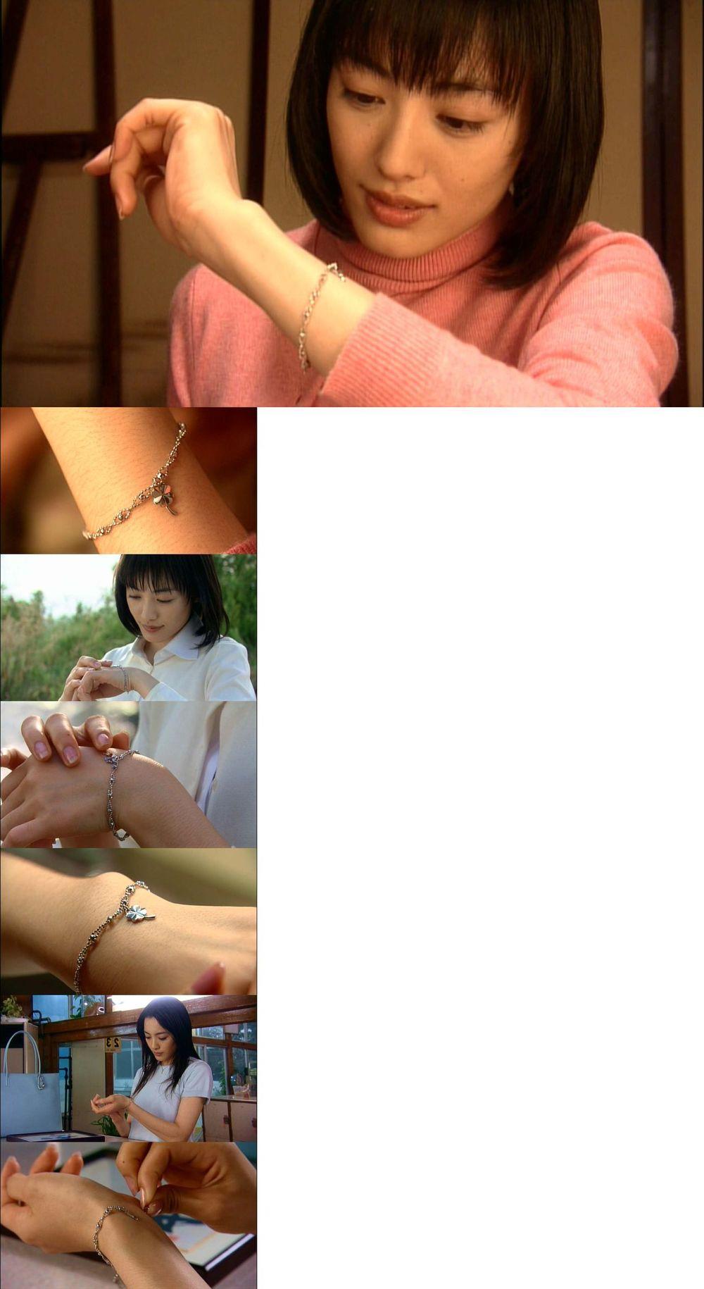 仲間由紀恵さんの腕毛の画像①