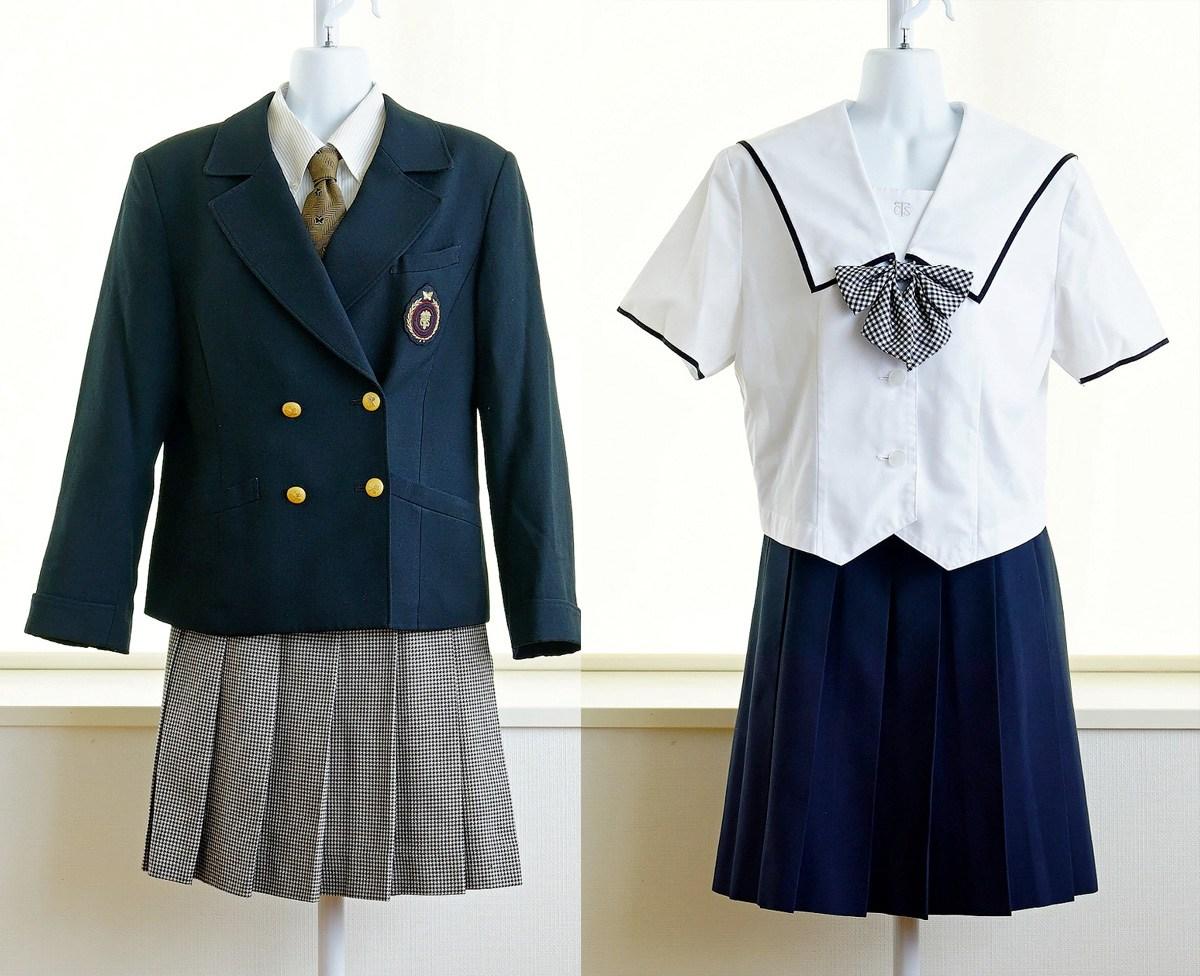 福島県立平商業高校の制服