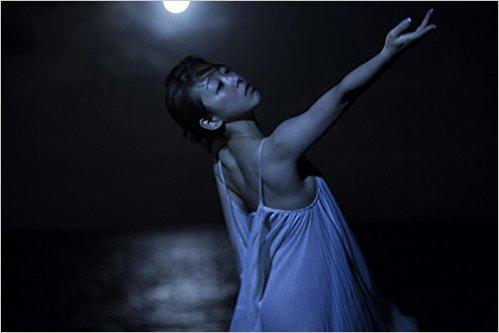 写真集『月光』での村主章枝さん③