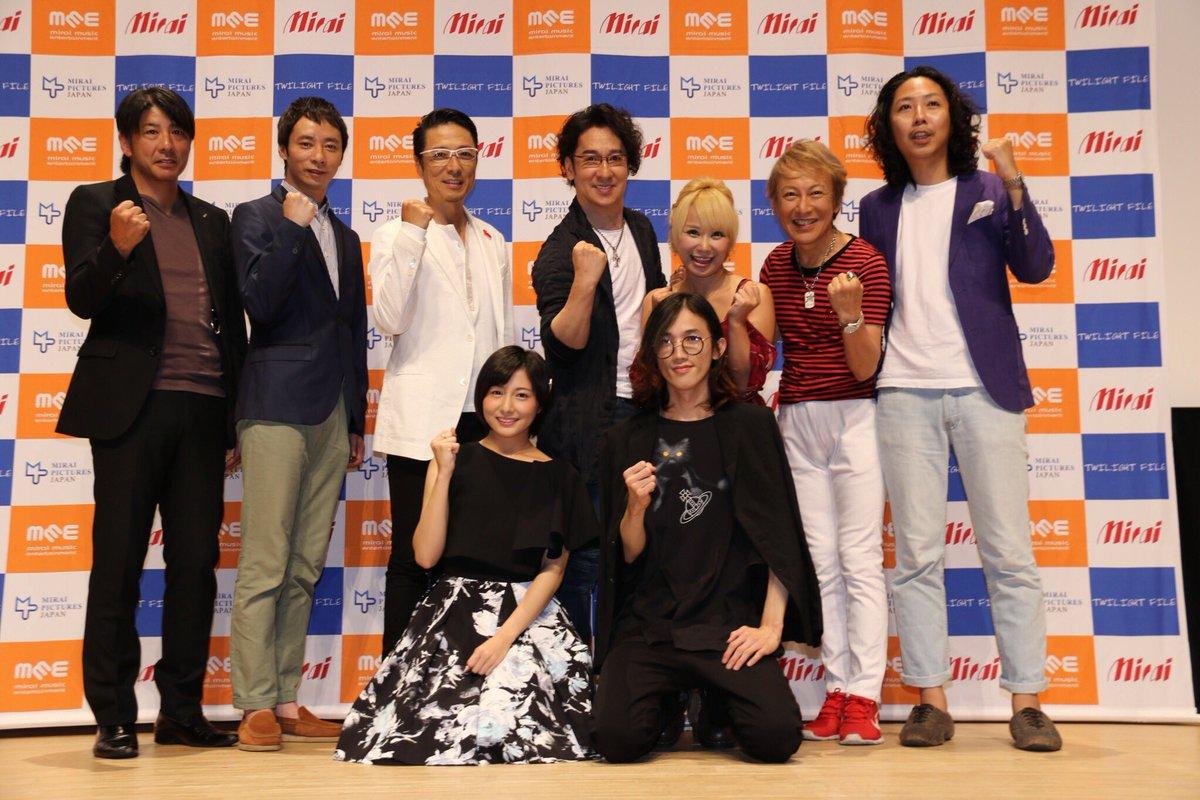 2016年、映画『さざ波ラプソディー』で初主演