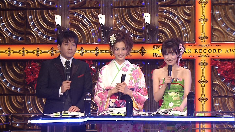 2004年から2008年まで『輝く!日本レコード大賞』の進行役を務める