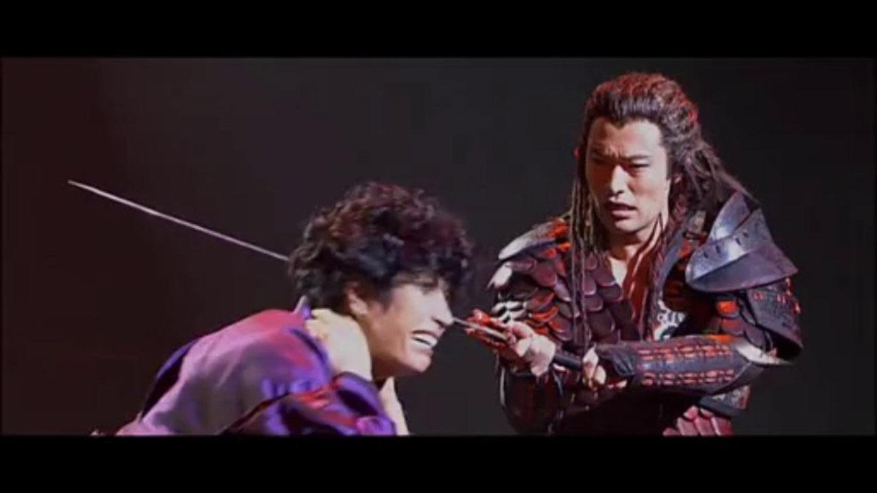 2012年7月15日から10月2日、GACKT原作・脚本・演出・主演舞台『MOON SAGA -義経 秘伝- 』を開催