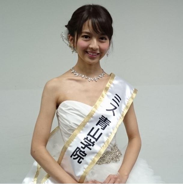 福田成美さんは、2016ミス青山学院大学グランプリ