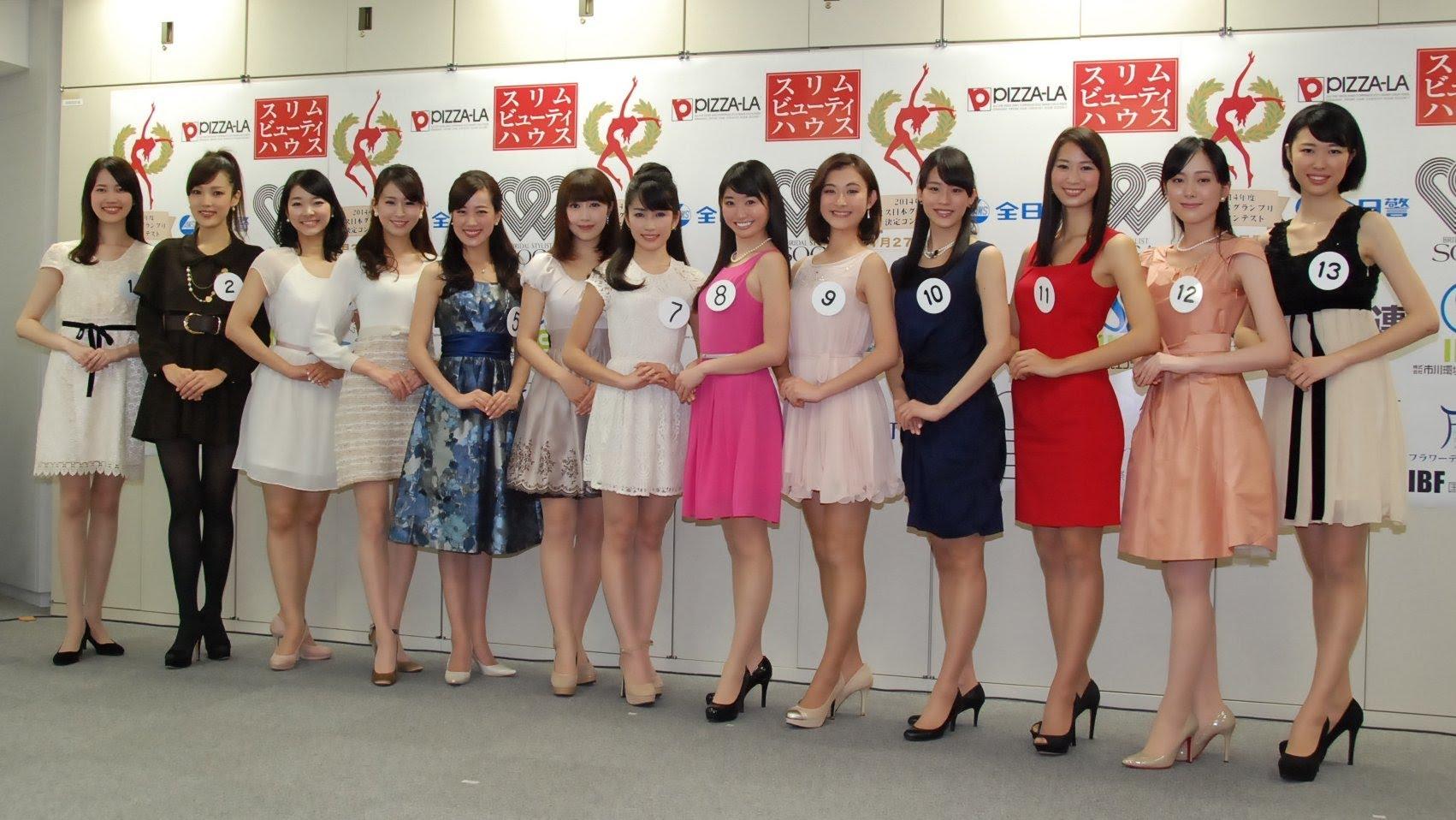 ミス日本の中国四国代表