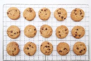 豆乳とおからを使ったクッキー