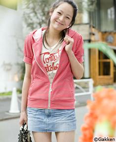 笑顔が可愛い!!
