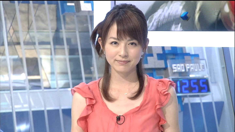 アナウンサーの平井理央さん