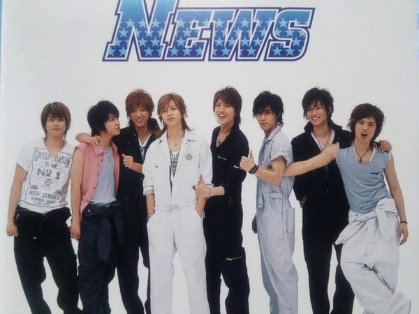 NewSデビュー当時