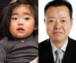 安藤美姫さんの娘「ひまわり」ちゃんと真壁喜久夫さん