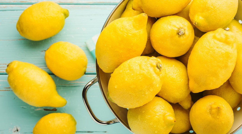 レモンもオレンジと同じ!