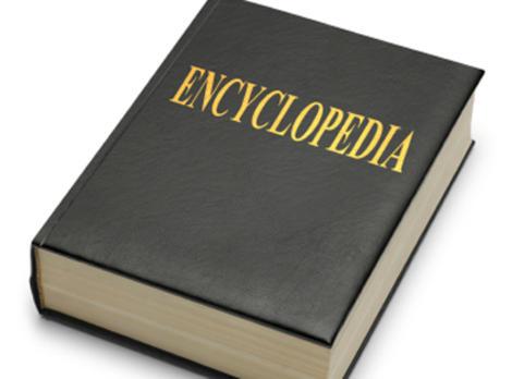 ハードカバーの百科事典なら大丈夫!?