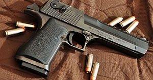一般人が購入できる最高威力の拳銃