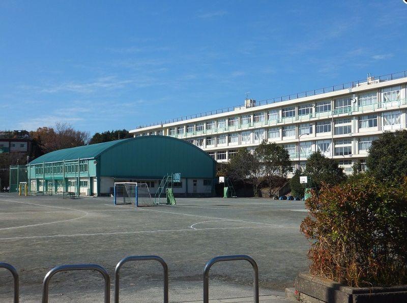 埼玉県所沢市立山口小学校にて