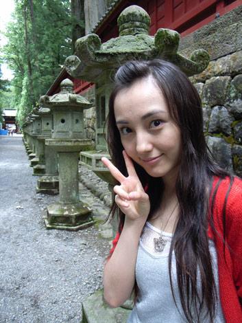 2009年に中国人女優・史可(シー・クー)さんと結婚していた!