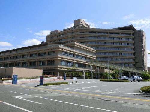 搬送先は山梨県の山梨県立中央病院?