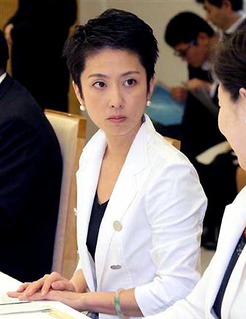 民進党代表選に立候補している蓮舫さんのプロフィール