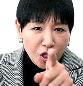 韓国 在 有名人 日 人