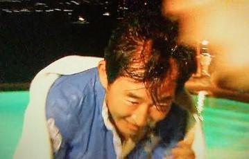 カツラ未使用時の石田純一さんの画像