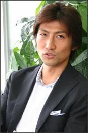 穐田誉輝氏(48)