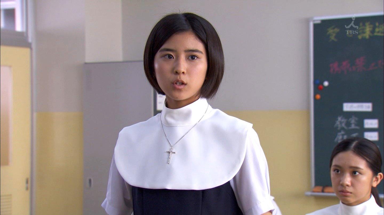 シスター姿が印象的な2014年放送ドラマ『ごめんね青春』