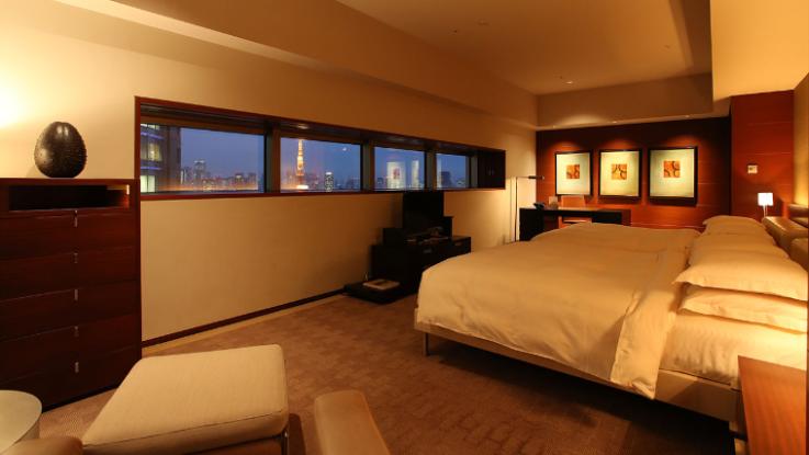 二股不倫の高級ホテル名は『グランドハイアット東京』と発覚!