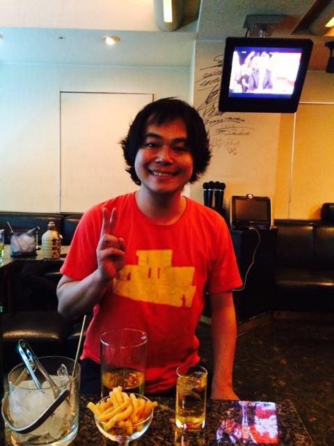 2012年から歌舞伎サパークラブで週4バイト!